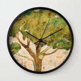 Their Home Wall Clock