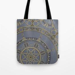 Golden Mandala - Hand Painted Tote Bag