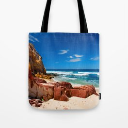 Seclusion Bay Tote Bag