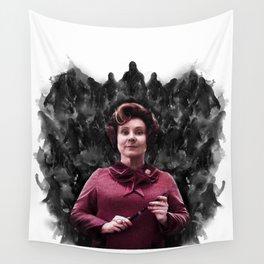 Prof Dolores Umbridge & Dementors Wall Tapestry