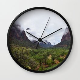 Zion 2 Wall Clock