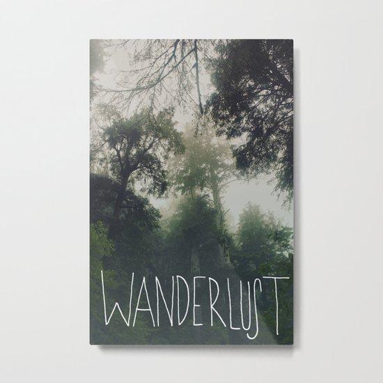 Wanderlust: Oswald West, Oregon Metal Print