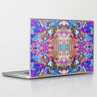 trippy Laptop & iPad Skins featuring TRIPPY by IZZA