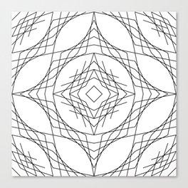 Geometric #11b Canvas Print