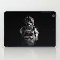 pilot iPad Cases featuring Pilot 02 by Rafal Rola