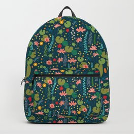Lily Pad Backpack
