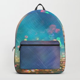 Dazzling lights I Backpack