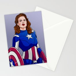 Peggy Cap Stationery Cards