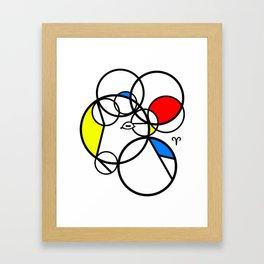 The Ram of Aries Framed Art Print