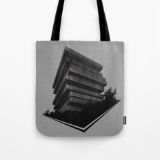 The Giant In The Forest Tote Bag