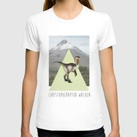 christopher walken T-shirts featuring Christopher Walken by Kalynn Burke