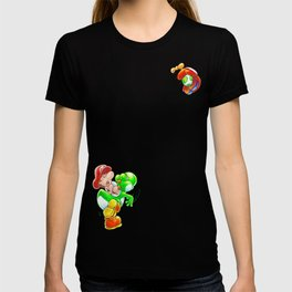 Bye Bye Shy Guy - Yoshi Island T-shirt