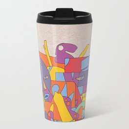 - the high drop - Travel Mug