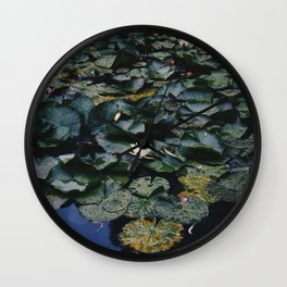 In the Pond Wall Clock