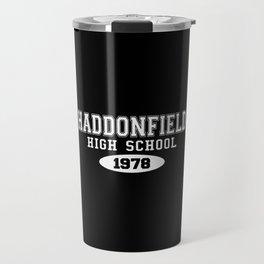 Haddonfield High School Travel Mug