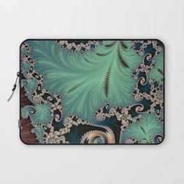 Azure - Fractal Art Laptop Sleeve