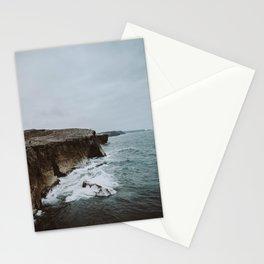 summer coast Stationery Cards