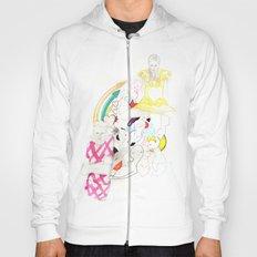 Whe love Fashion 3 Hoody