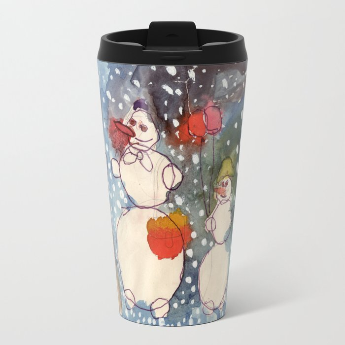 Frozen Family Travel Mug
