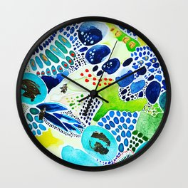 Patio Wall Clock