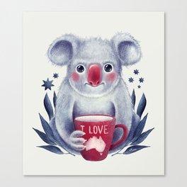 I♥Australia Canvas Print
