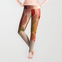 Hidden under the flowers Leggings