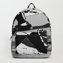 The Push-off  - Skateboarder Backpack