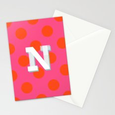 N is for Nice Stationery Cards