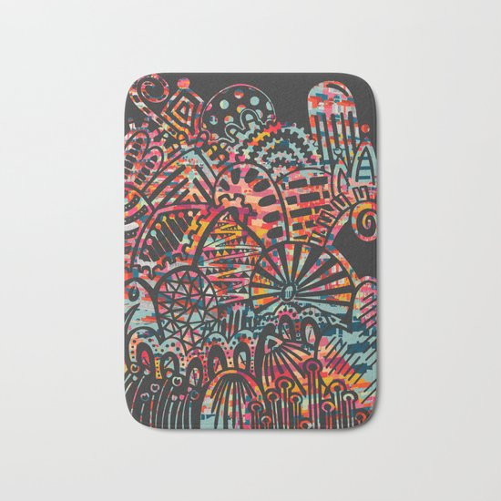 Imprint IV Bath Mat