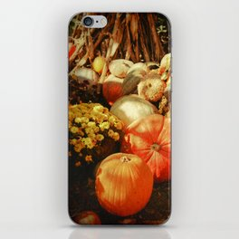 Autumn Collection iPhone Skin