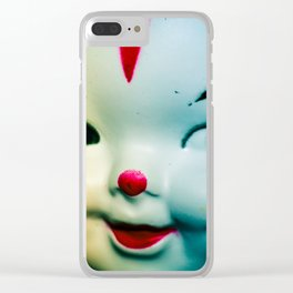 Sinclair Clear iPhone Case