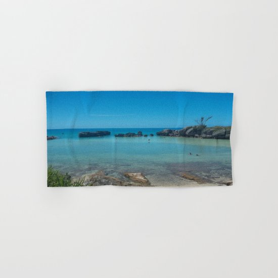 Bermuda Beach 2 Hand & Bath Towel