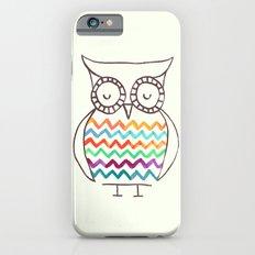 Chevron Owl Slim Case iPhone 6