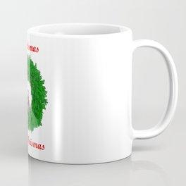 Birb Chrismas Coffee Mug