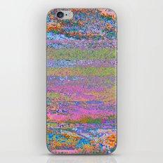 51-23-76 (Pastel Rainbow Glitch) iPhone & iPod Skin