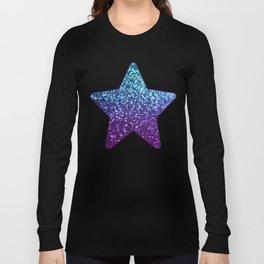Mosaic Sparkley Texture G198 Long Sleeve T-shirt