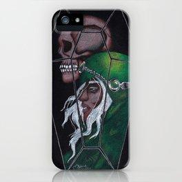 Horsemen Series - Death iPhone Case