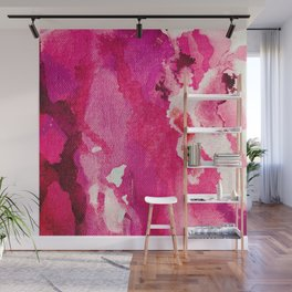 SO Pink Wall Mural