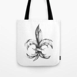Iris Pseudacorus Tote Bag
