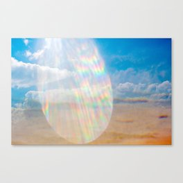 The wing Canvas Print