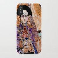 gustav klimt iPhone & iPod Cases featuring Klimt Londo by Lady Yate-xel