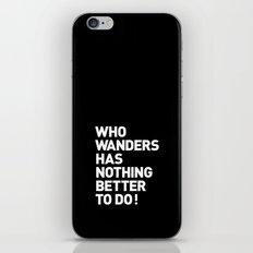 NEWSFLASH iPhone & iPod Skin
