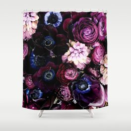 By The Bunch Shower Curtain
