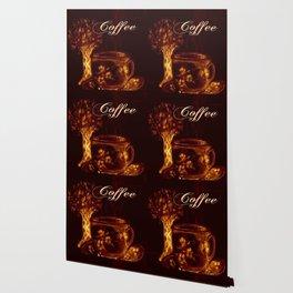 """ Coffee "" Wallpaper"