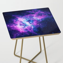 Dream Of Nebula Galaxy Side Table