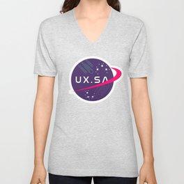UXBERT UX.SA Unisex V-Neck