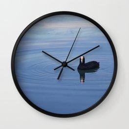 Banyoles bird Wall Clock
