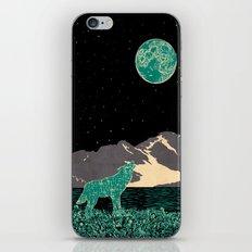 Wolf 5 iPhone & iPod Skin