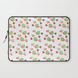 Three Fruit Combo Pattern Laptop Sleeve