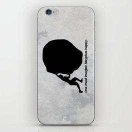 Camus - Sisyphus iPhone Skin